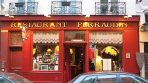 Restaurant Perraudin