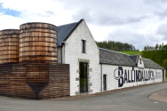 Ballindalloch Distillery - Photo Credit, Thijs Klaverstijn